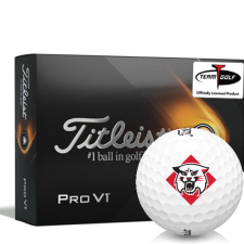 Titleist 2021 Pro V1 Davidson Wildcats Golf Balls