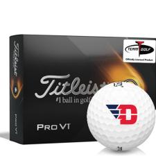 Titleist 2021 Pro V1 Dayton Flyers Golf Balls
