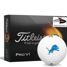 Titleist 2021 Pro V1 Detroit Lions Golf Balls