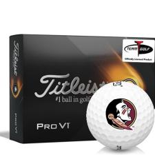 Titleist 2021 Pro V1 Florida State Seminoles Golf Balls