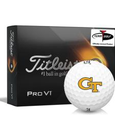 Titleist 2021 Pro V1 Georgia Tech Golf Balls