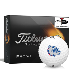 Titleist 2021 Pro V1 Gonzaga Bulldogs Golf Balls
