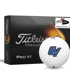 Titleist 2021 Pro V1 Grand Valley State Lakers Golf Balls