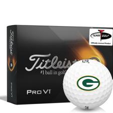 Titleist 2021 Pro V1 Green Bay Packers Golf Balls