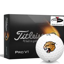 Titleist 2021 Pro V1 IUPUI Jaguars Golf Balls