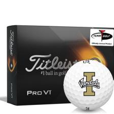 Titleist 2021 Pro V1 Idaho Vandals Golf Balls