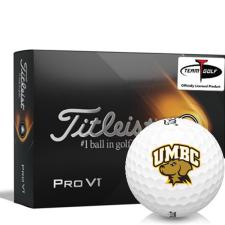 Titleist 2021 Pro V1 Maryland Baltimore County Retrievers Golf Balls