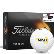 Titleist 2021 Pro V1 Northern Arizona Lumberjacks Golf Balls