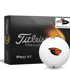 Titleist 2021 Pro V1 Oregon State Beavers Golf Balls