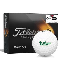 Titleist 2021 Pro V1 South Florida Bulls Golf Balls