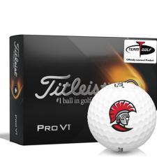 Titleist 2021 Pro V1 Tampa Spartans Golf Balls