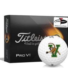 Titleist 2021 Pro V1 Vermont Catamounts Golf Balls