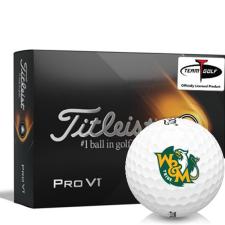Titleist 2021 Pro V1 William & Mary Tribe Golf Balls