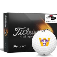 Titleist 2021 Pro V1 Williams College Ephs Golf Balls