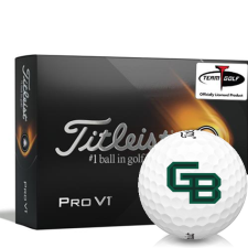 Titleist 2021 Pro V1 Wisconsin Green Bay Phoenix Golf Balls
