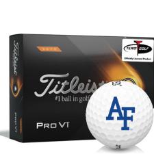 Titleist 2021 Pro V1 High Number Air Force Falcons Golf Balls