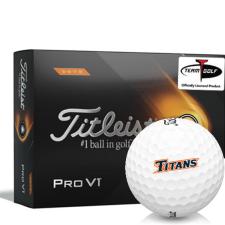 Titleist 2021 Pro V1 High Number Cal State Fullerton Titans Golf Balls