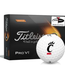 Titleist 2021 Pro V1 High Number Cincinnati Bearcats Golf Balls