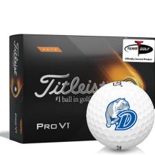 Titleist 2021 Pro V1 High Number Drake Bulldogs Golf Balls