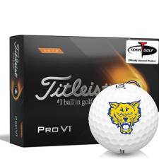 Titleist 2021 Pro V1 High Number Fort Valley State Wildcats Golf Balls