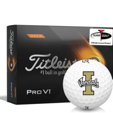 Titleist 2021 Pro V1 High Number Idaho Vandals Golf Balls