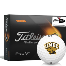 Titleist 2021 Pro V1 High Number Maryland Baltimore County Retrievers Golf Balls