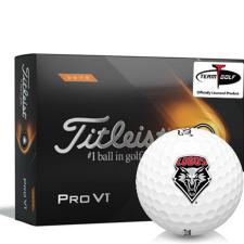 Titleist 2021 Pro V1 High Number New Mexico Lobos Golf Balls