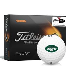 Titleist 2021 Pro V1 High Number New York Jets Golf Balls