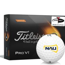 Titleist 2021 Pro V1 High Number Northern Arizona Lumberjacks Golf Balls