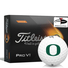 Titleist 2021 Pro V1 High Number Oregon Ducks Golf Balls