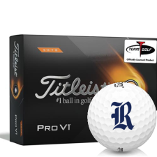 Titleist 2021 Pro V1 High Number Rice Owls Golf Balls