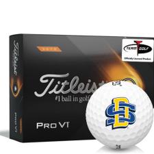 Titleist 2021 Pro V1 High Number South Dakota State Golf Balls