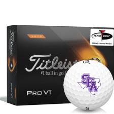 Titleist 2021 Pro V1 High Number Stephen F. Austin Lumberjacks Golf Balls