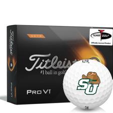 Titleist 2021 Pro V1 High Number Stetson Hatters Golf Balls