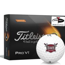 Titleist 2021 Pro V1 High Number Troy Trojans Golf Balls