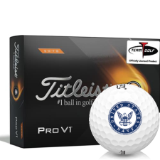 Titleist 2021 Pro V1 High Number US Navy Golf Balls