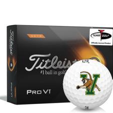 Titleist 2021 Pro V1 High Number Vermont Catamounts Golf Balls