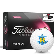 Titleist 2021 Pro V1 Pink Play & Sidestamp Rollins Tars Golf Balls