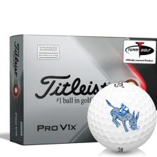 Titleist 2021 Pro V1x AIM Colorado School of Mines Orediggers Golf Balls