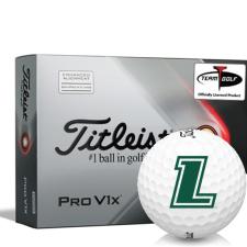 Titleist 2021 Pro V1x AIM Loyola Maryland Greyhounds Golf Balls