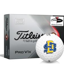 Titleist 2021 Pro V1x AIM South Dakota State Golf Balls