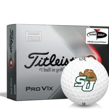 Titleist 2021 Pro V1x AIM Stetson Hatters Golf Balls