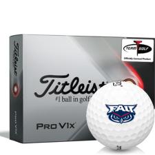 Titleist 2021 Pro V1x Florida Atlantic Owls Golf Balls