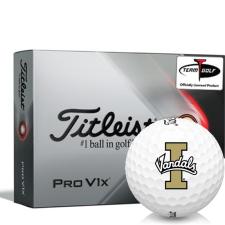 Titleist 2021 Pro V1x Idaho Vandals Golf Balls