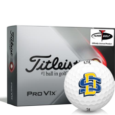Titleist 2021 Pro V1x South Dakota State Golf Balls