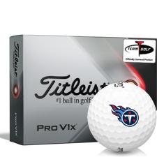 Titleist 2021 Pro V1x Tennessee Titans Golf Balls