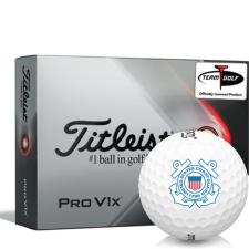 Titleist 2021 Pro V1x US Coast Guard Golf Balls