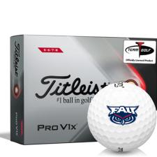 Titleist 2021 Pro V1x High Number Florida Atlantic Owls Golf Balls