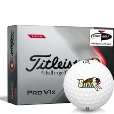 Titleist 2021 Pro V1x High Number Siena Saints Golf Balls