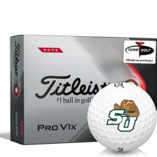 Titleist 2021 Pro V1x High Number Stetson Hatters Golf Balls